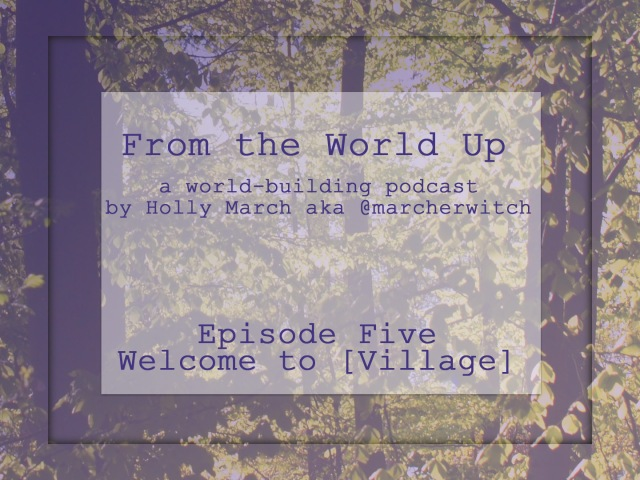Episode Five Welcome to Village