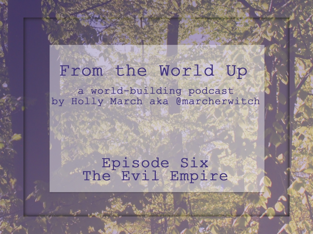 Episode Six Evil Empire