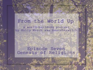 Episode Seven Genesis of Religions